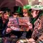 Johnny Thunders single video shoot, Sunset Strip,Soho,London,19/01/14