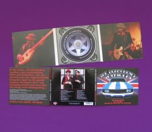 BJRS NOISE CD